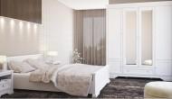 Белая спальня Клео