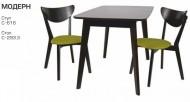 Деревянные столы и стулья !