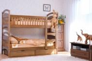 Двухъярусные кровати, деревянная Арина