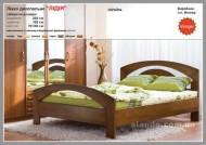 Кровать деревянная Лидия (Венгер)