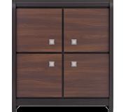 Шкафчик KOM 4D системы Лорен (Гербор)