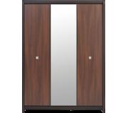 Шкаф платяной SZF 3D системы Лорен (Гербор)