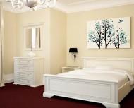 Белая Спальня Вайт