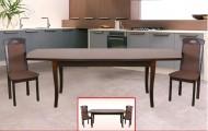 стол раздвижной Обеденный в гостиную
