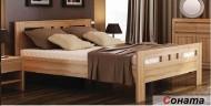 Кровать деревянная Соната (Венгер)