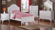 Кровать деревянная Эмилия (Венгер)